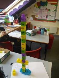 German word towers